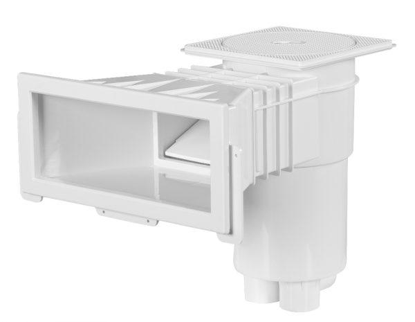 White Edition skimmer szeroki EURO ( folia )