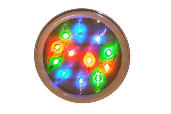 zarowka diamond led kolor
